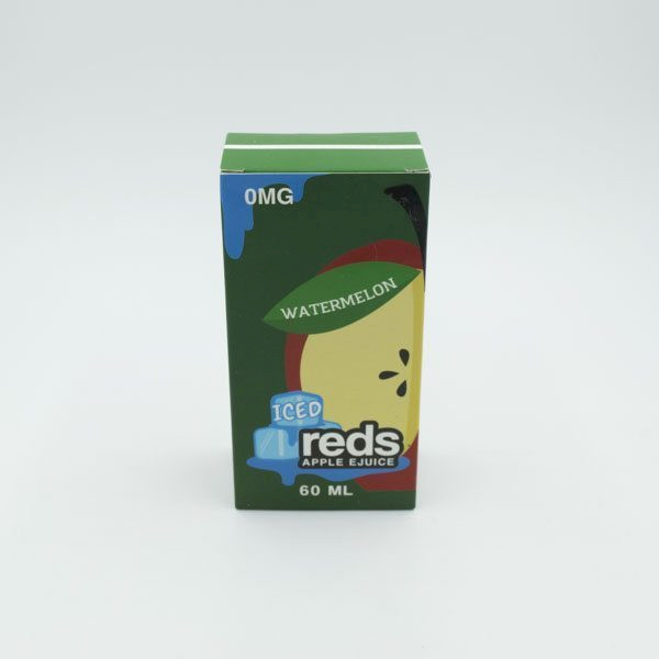 Watermelon Reds Apple Iced E Juice - 60ml