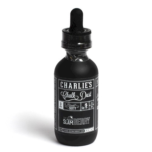 Charlie's Chalk Dust - Slam Berry 60ml