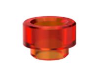 Vandy Vape 810 Drip Tip (18mm) - Transparent Red