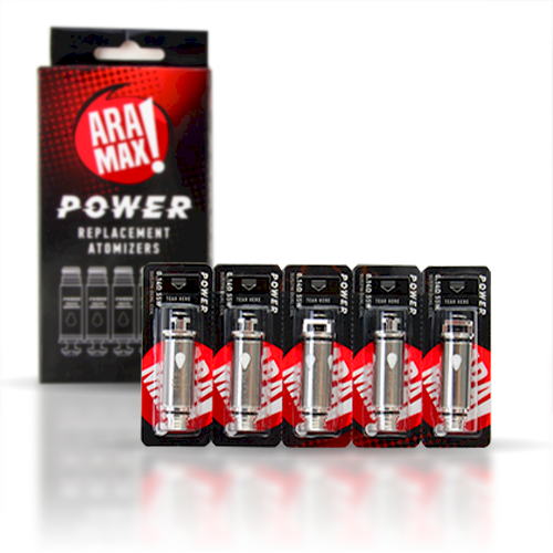ARAMAX Power Coil 0.14ohm - 5 Pack