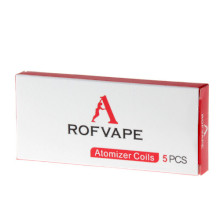 Rofvape Witcher Tank Kanthal Coil 0.5ohm - 5 Pack