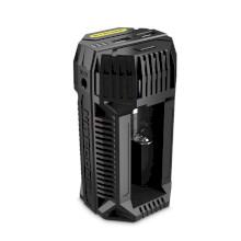 Nitecore V2 Car Speedy Battery Charger - Black