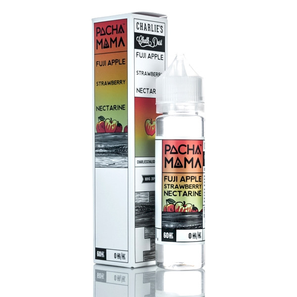 Charlie's Chalk Dust - Pacha Mama - Fuji Apple Strawberry Nectarine