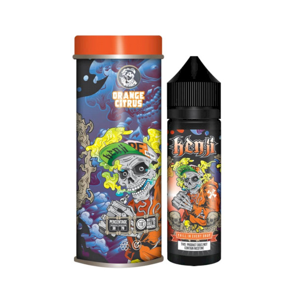 Kenji - Orange Citrus 50ml