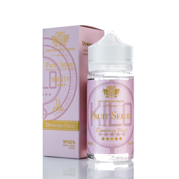 Dewberry Fruit - Kilo Fruit Series E Liquid 100ml