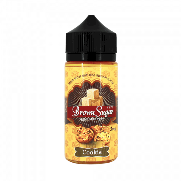 Cookie - Brown Sugar E Liquid 100ml