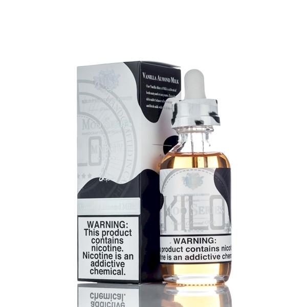 Vanilla Almond Milk - Kilo Moo Series E Liquid 60ml