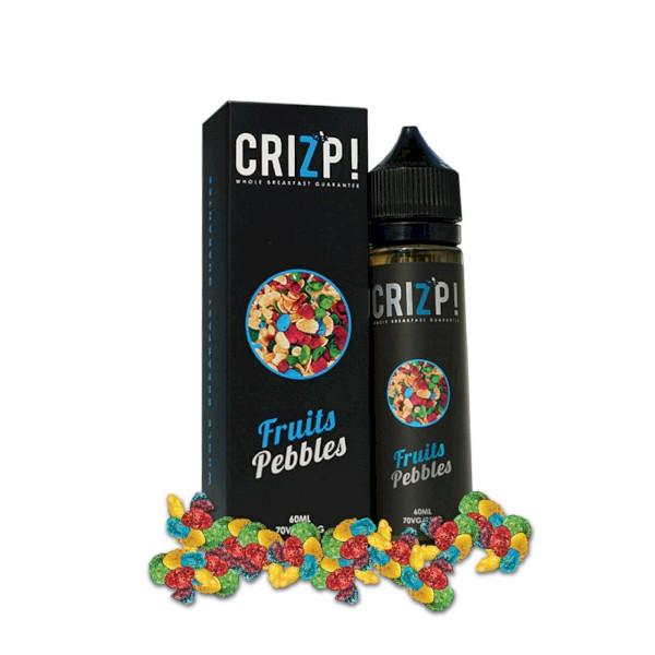 Crizp! - Fruits Pebbles 60ml
