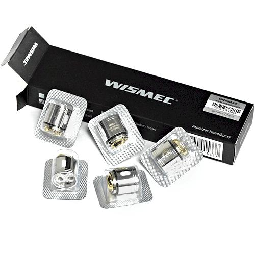 Wismec WM03 Triple 0.2ohm Head