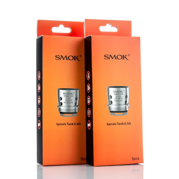 SMOK Spirals Coil 0.3ohm - 5 Pack