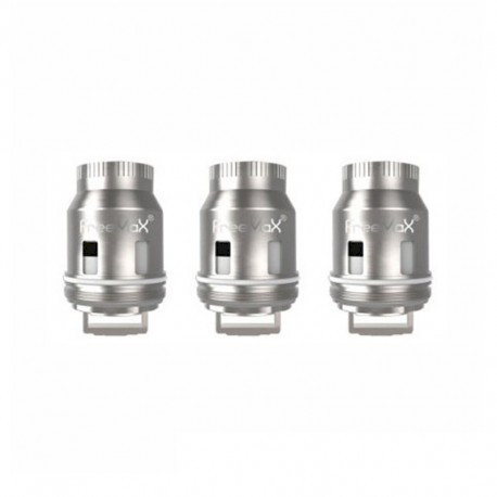 FreeMax Mesh Pro Coil 0.12ohm Single SS316L - 3 Pack