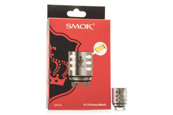 SMOK TFV12 Prince Mesh Coils 0.15ohm - 3 Pack