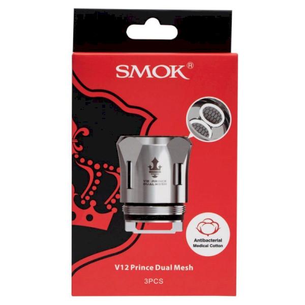SMOK TFV12 Prince Dual Mesh Coils 0.2ohm - 3 Pack