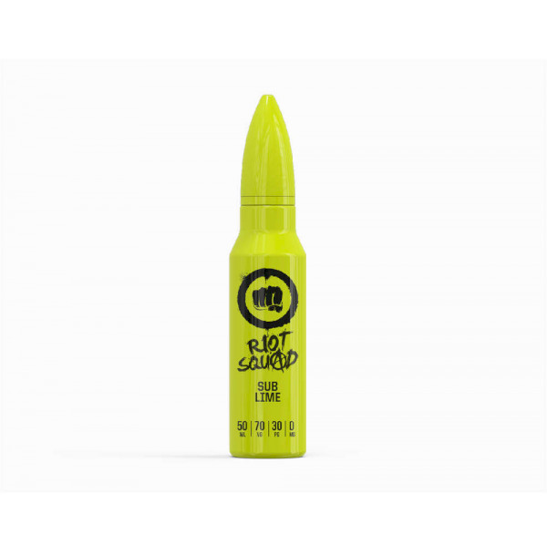 Riot Squad - Sub-Lime 60ml