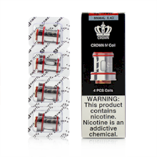 Uwell Crown IV Replacement Dual SS904L Coil 0.2ohm