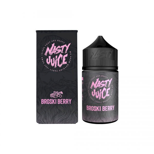 Nasty Berry - Broski Berry 60ml