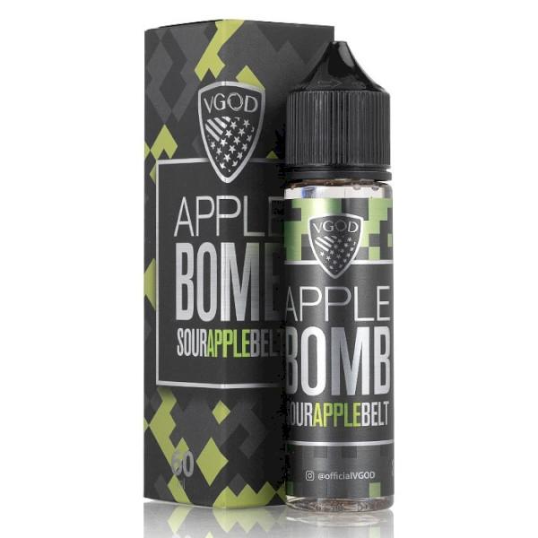 Apple Bomb - VGOD Bomb E Liquid 60ml