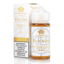 White Chocolate Strawberry - Kilo White Series 100ml