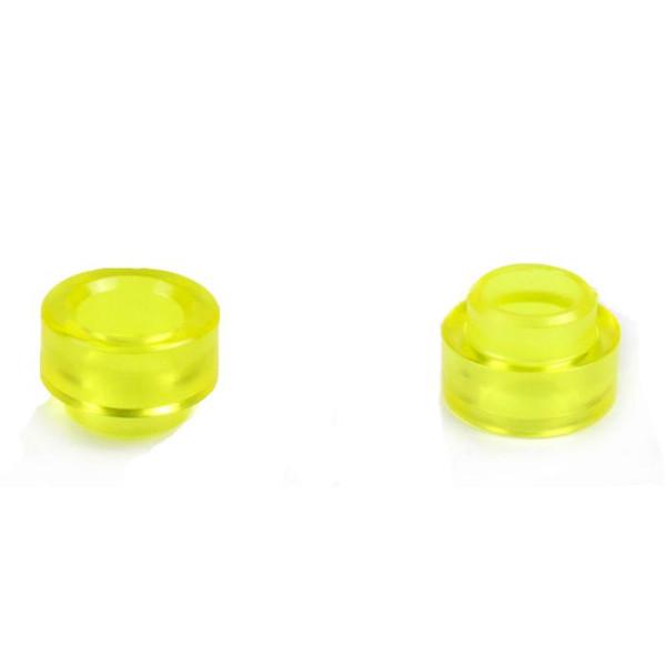Vandy Vape 810 Drip Tip (18mm) - Transparent Yellow