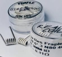 RealVapes Coils - LR - F - (Fraple)