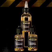 The Vape Shed - Vanilla Bourbon Tobacco 30ml