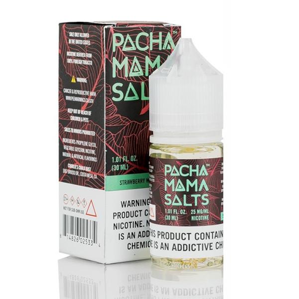Charlies Pachamama Salts - Strawberry Watermelon 25mg