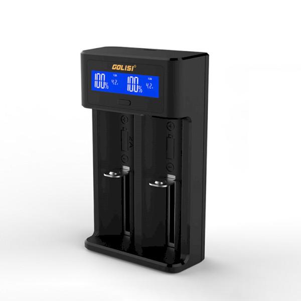 Golisi i2 Smart Charger - Black
