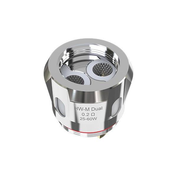Eleaf HW-M Dual Coils 0.2ohm - 5 Pack