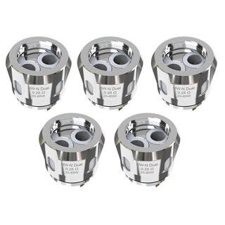 Eleaf HW-N Dual Coils 0.25ohm - 5 Pack