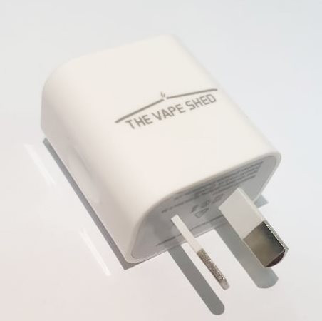 The Vape Shed - 1A USB Wall Charger