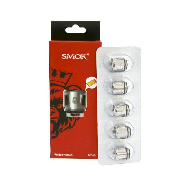 SMOK V8 Baby Mesh Coil 0.15ohm - 5 Pack