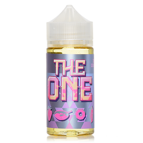 The One Strawberry Milk 100ml