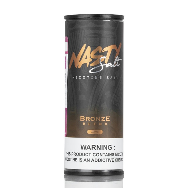 Nasty Salts Tobacco Bronze 30ml - 50mg