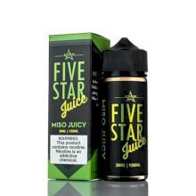 Five Star 120ml Miso Juicy