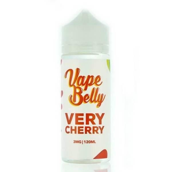 Vape Belly 120ml Very Cherry