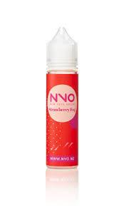 NVO Liquid 60ml - Strawberry Fog