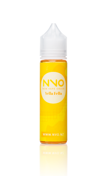 NVO Liquid 60ml - Yella Fella