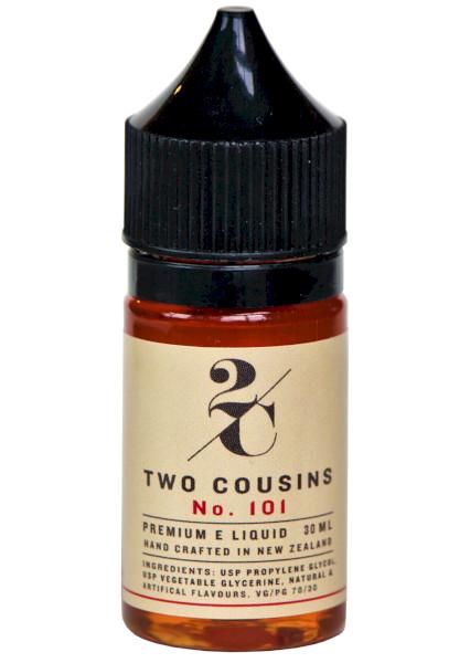 Two Cousins Liquid 30ml - No 101