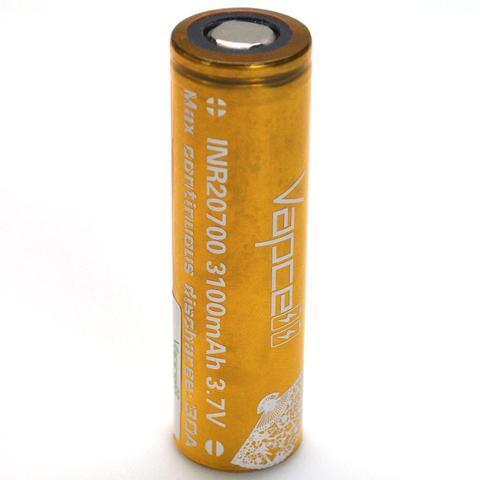 Vapcell 20700 Battery