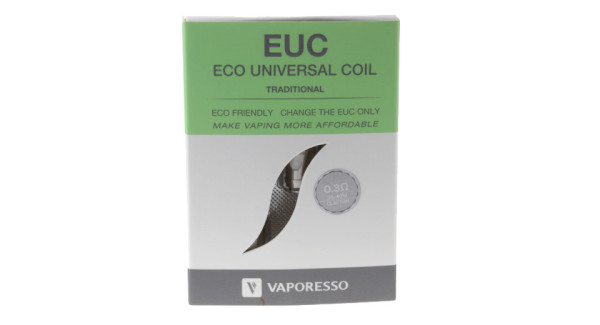 Vaporesso EUC Traditional 0.3ohm - 5 Pack