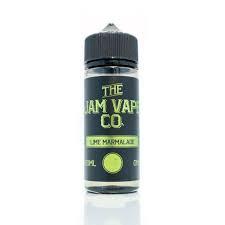 The Jam Vape Co Lime Marmalade 120ml