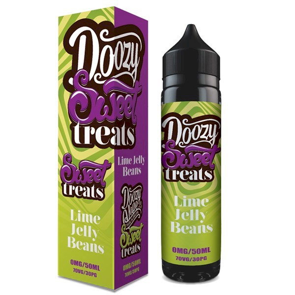 Doozy Sweet Treats - 60ml - Lime Jelly Beans