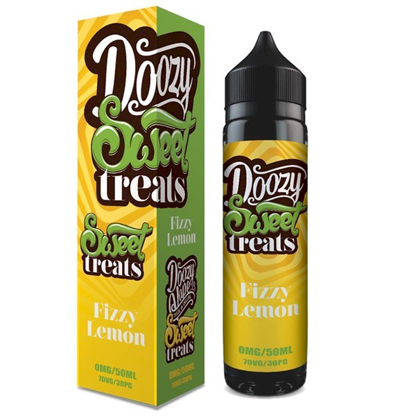 Doozy Sweet Treats - 60ml - Lemon Fizz
