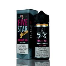 Five Star 120ml Fruit O's