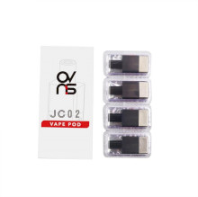 Ovns JC02 Cartridge 1.0ml 1.2ohm - 4 Pack
