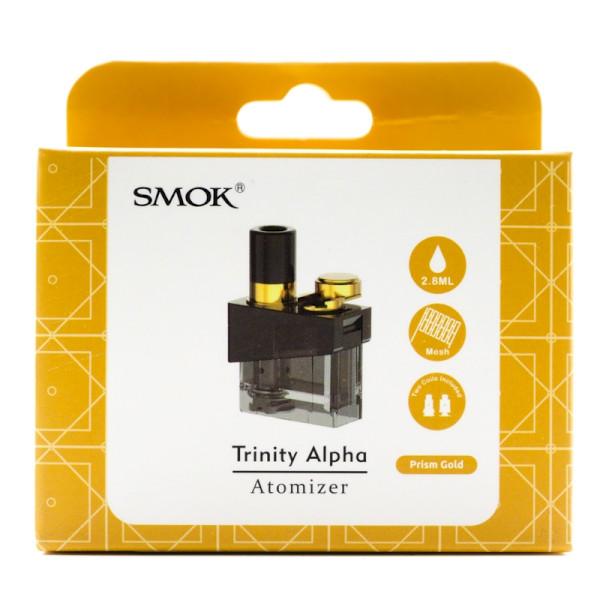 SMOK Trinity Alpha Package Kit - Prism Gold