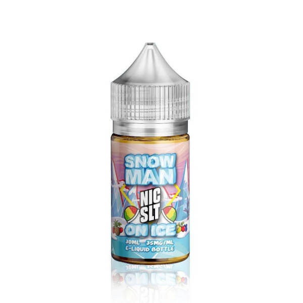 Juice Man - Snow Man On Ice Salts 30ml - 50mg