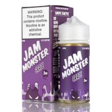 Jam Monster -  Grape Jam  100ml