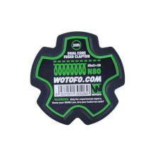 Wotofo Dual Core Fused Clapton Wire 28GA*2+38GA  20FT Spool