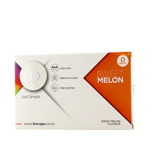 BO Vape - Melon 0mg - 3 Pack